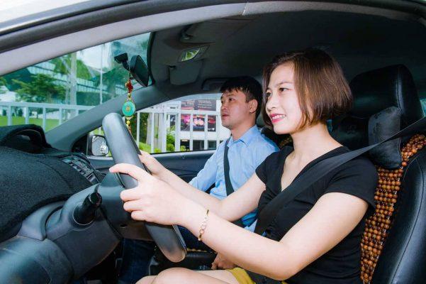 Học lái xe ô tô b1 tại hà nội